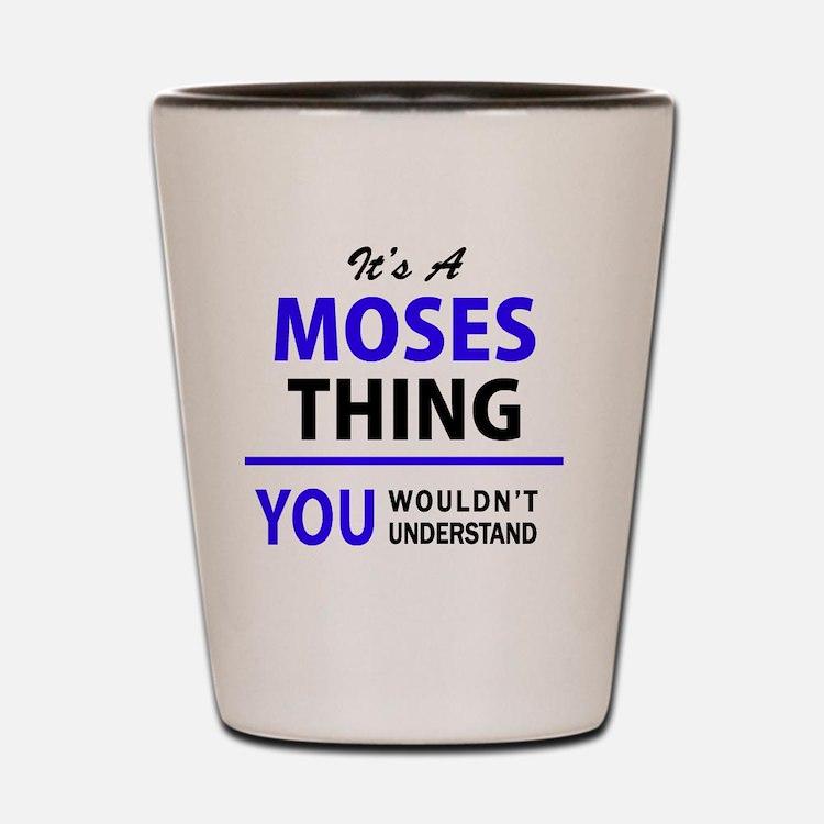Cute Moses Shot Glass
