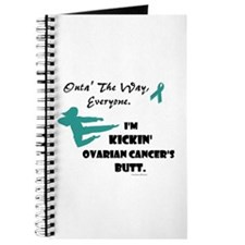 Kickin' Ovarian Cancer's Butt Journal