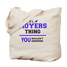 Cute Moyers Tote Bag