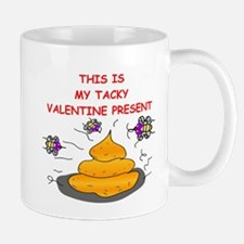 a crappy present Mugs