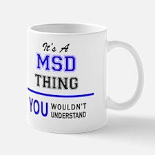 Msds Mug