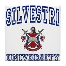SILVESTRI University Tile Coaster