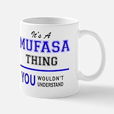 Cute Mufasa Mug