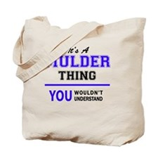 Unique Mulder Tote Bag