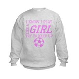 Girls Crew Neck