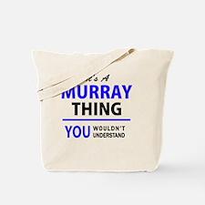 Unique Murray Tote Bag
