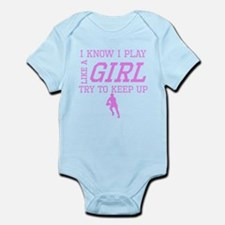 Rugby Like A Girl Body Suit