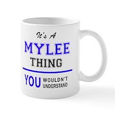 Unique Myles Mug