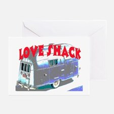 LOVE SHACK (TRAILER) Greeting Cards (Pk of 10)