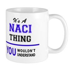 Cute Naci Mug