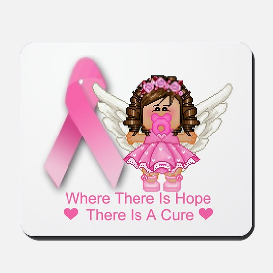 BREAST CANCER (HOPE) Mousepad