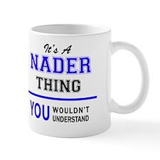 Unique Nader Mug