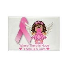 BREAST CANCER (HOPE) Rectangle Magnet (100 pack)