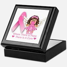 BREAST CANCER (HOPE) Keepsake Box
