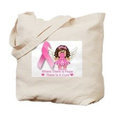 BREAST CANCER (HOPE) Tote Bag