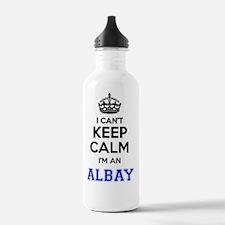 Unique Albay Water Bottle