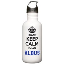 Funny Albus Water Bottle