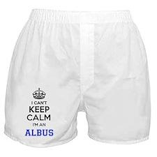 Unique Albus Boxer Shorts