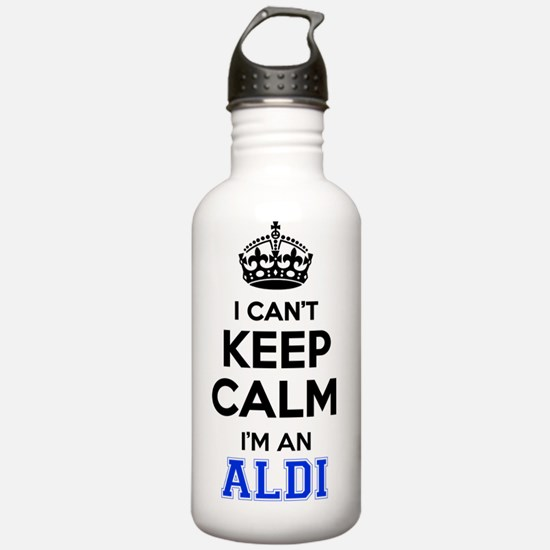 Aldi Sports Water Bottle
