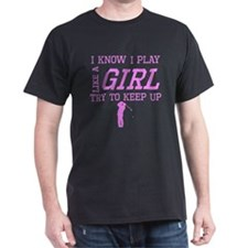 Golf Like A Girl T-Shirt