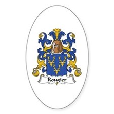 Rougier Oval Decal