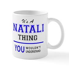 Unique Nataly Mug