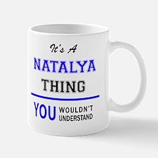 Funny Natalya Mug