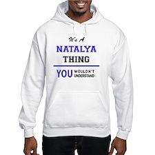 Natalya Hoodie Sweatshirt