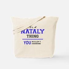 Cute Nataly Tote Bag