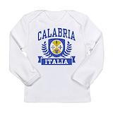 Calabria italy Long Sleeve Tees