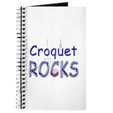 Croquet Rocks Journal