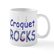 Croquet Rocks Mug