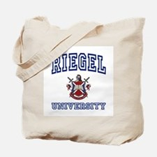 RIEGEL University Tote Bag