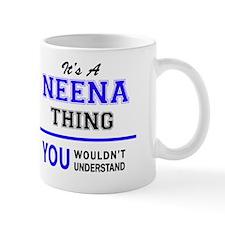 Cute Neena Mug