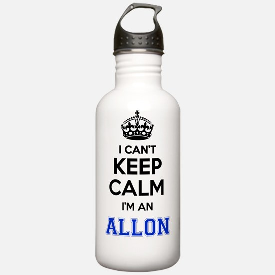 Funny Allons Water Bottle