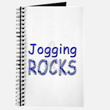 Jogging Rocks Journal