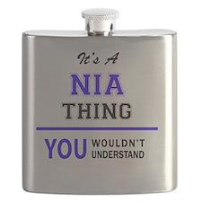 Cute Nia Flask