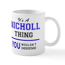 Funny Nichole Mug