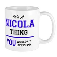 Funny Nicolas Mug