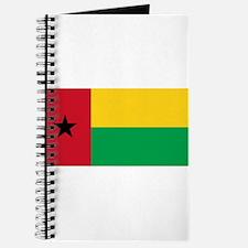 Guinea-Bissau Flag Journal