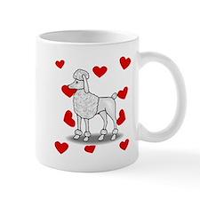 Poodle Love Mugs