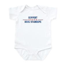 Support DOUG STANHOPE Infant Bodysuit