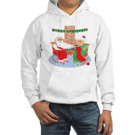 2-FOR-1 Christmas Hooded Sweatshirt