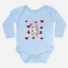Dalmatian Love Body Suit