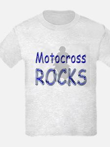 Motocross Rocks T-Shirt
