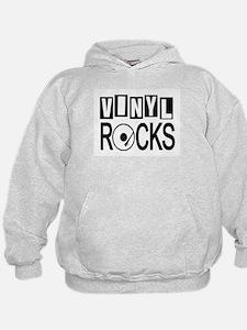 VINYL ROCKS Hoodie