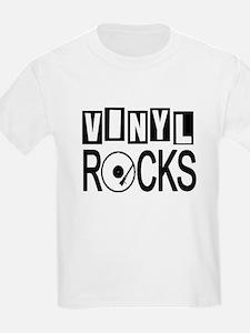 VINYL ROCKS T-Shirt