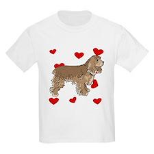 Cocker Spaniel Love T-Shirt