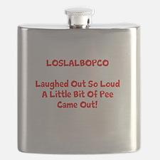 LOSLALBOPCO Flask