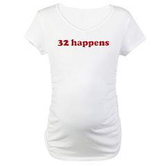 32 happens (red) Shirt